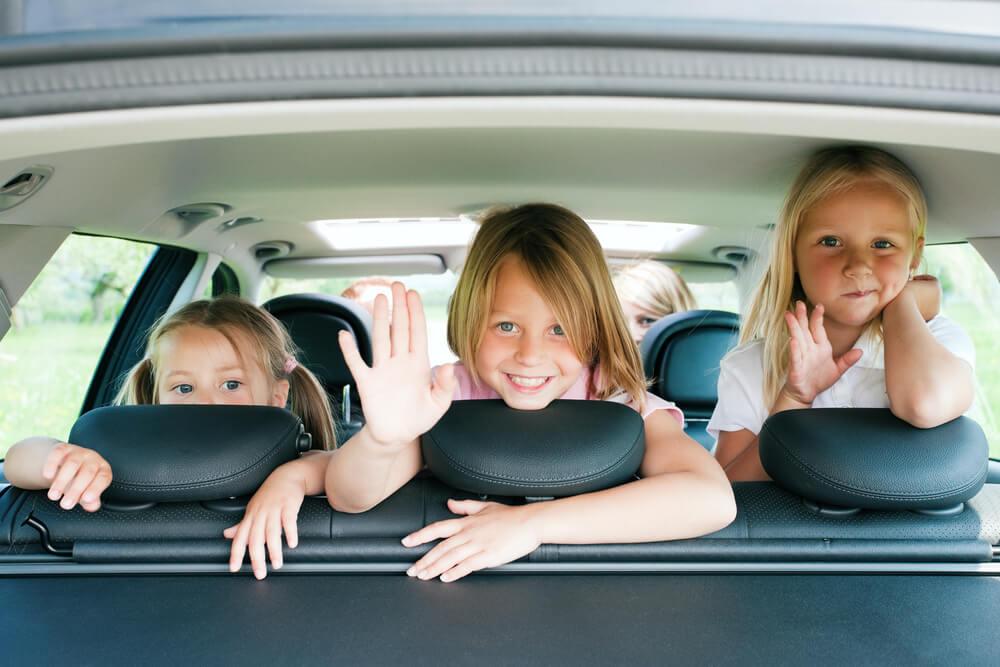 Viajar com crianças e adolescentes