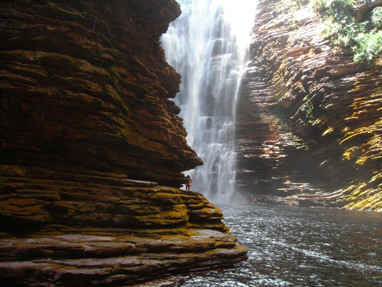 DSCN0431 - Passeios na Chapada Diamantina: conheça 7 das melhores cachoeiras
