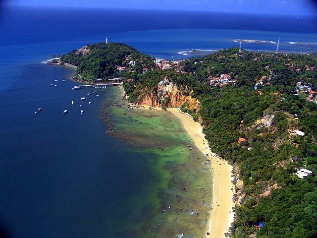 Morro de São Paulo 01 - As 13 ilhas no Brasil que você tem que conhecer