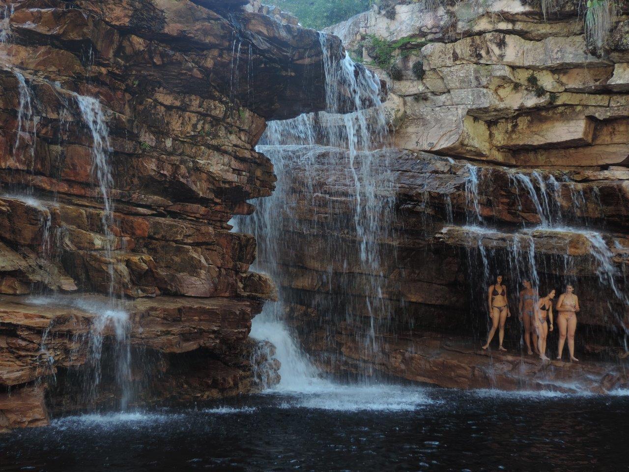Poço do Diabo - Chapada Diamantina: conheça o melhor turismo de natureza do Brasil