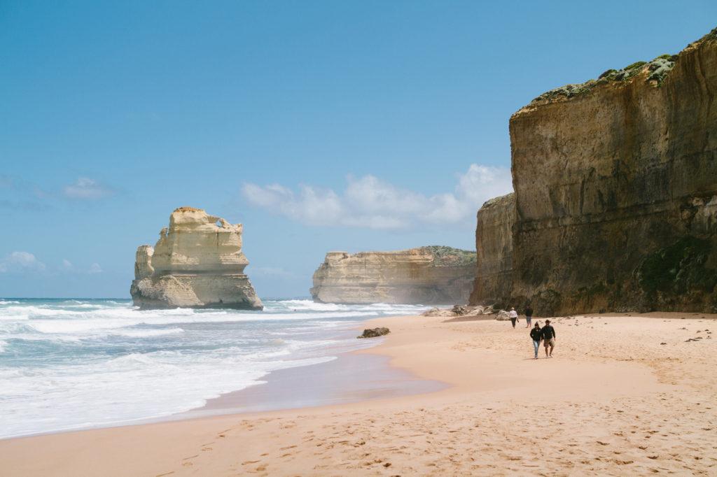 12 apóstolos na Austrália
