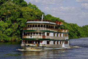 Descubra e encante-se com os cruzeiros fluviais na Amazônia