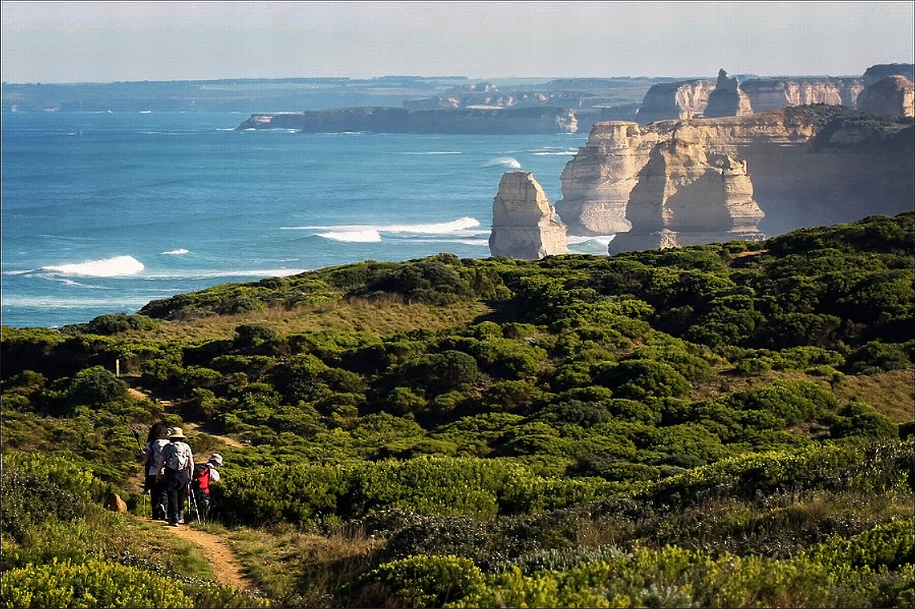 Bothfeet Great Walks of Australia - 7 rotas de trekking ao redor do mundo que vão te surpreender