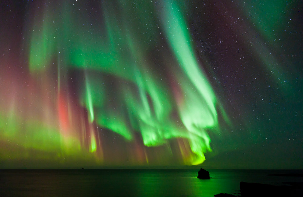 confira os melhores lugares para se encantar com a aurora boreal - Confira os melhores lugares para se encantar com a aurora boreal