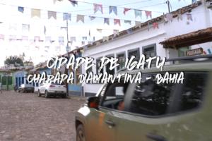 """""""Conta Tudo"""" sobre a vila de Igatu na Chapada Diamantina"""