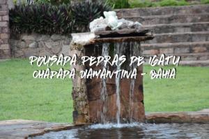 """""""Conta Tudo"""" sobre a pousada Pedras de Igatu, na Chapada Diamantina"""