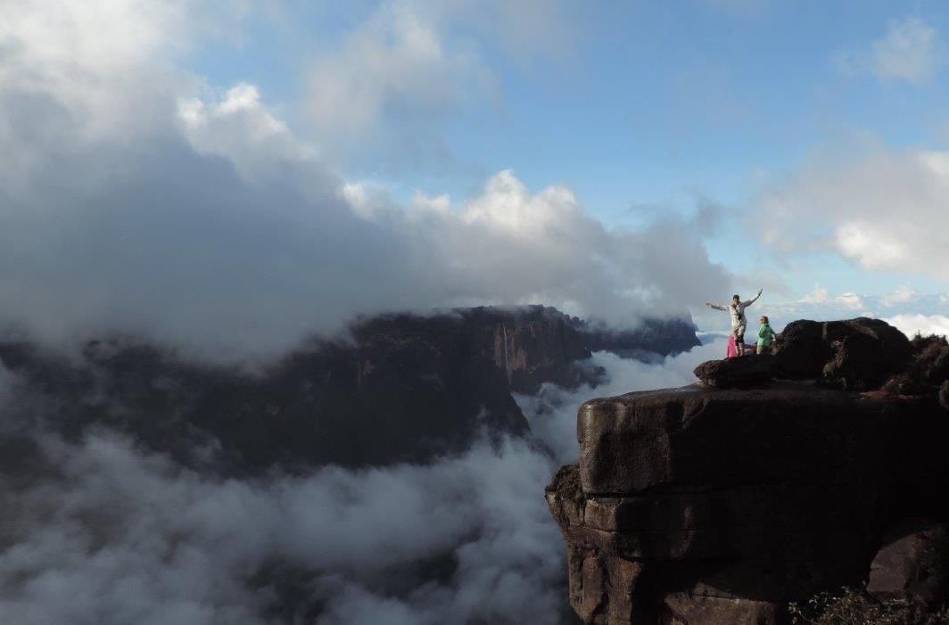Monte Roraima Jota 4 - Por que viajar para o Monte Roraima? Saiba mais sobre esse destino