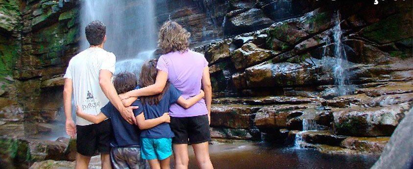 Momentos inesqueciveis de viagem em familia. Destino sugerido para 13 a 16 anos