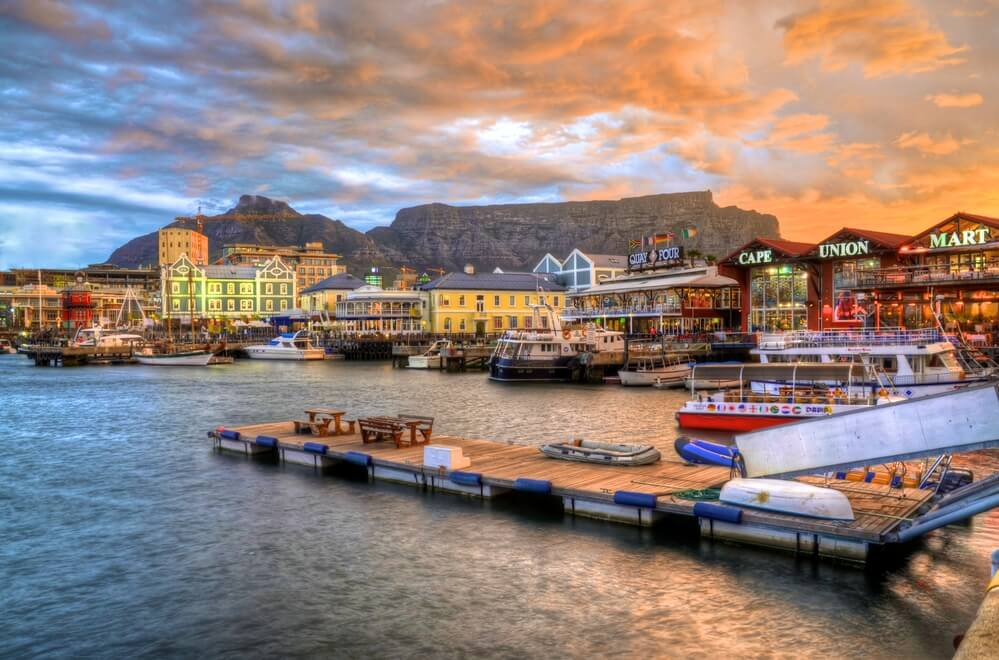 África do Sul é excelente opção para viagem