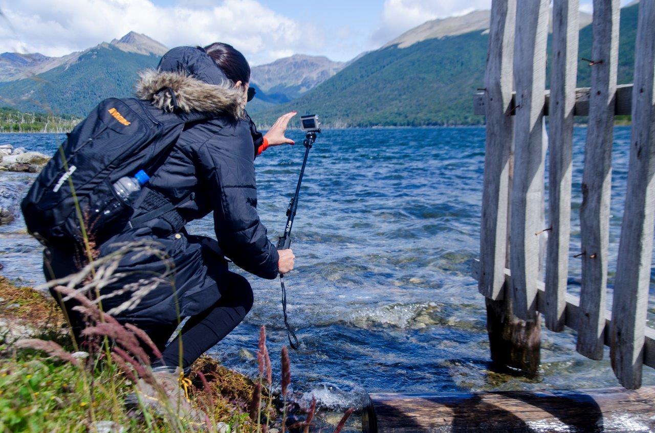 Camila Lago Escondido  - Quer Viajar para a Patagônia Argentina? O que visitar em El Calafate e Ushuaia?