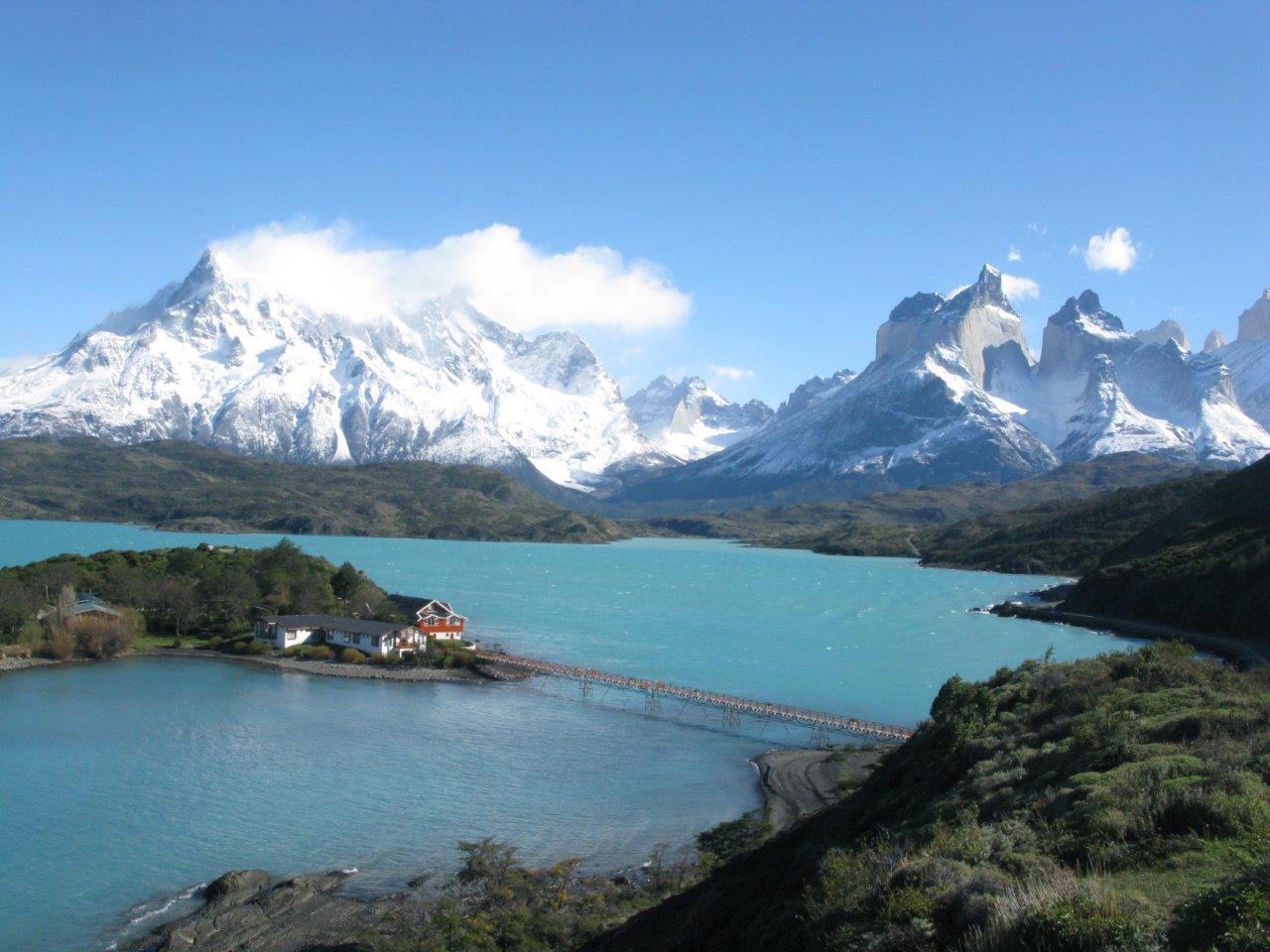 Estância Pehoe Torres del Paine Paula Bilenky - A patagônia Chilena e suas características. Descubra!