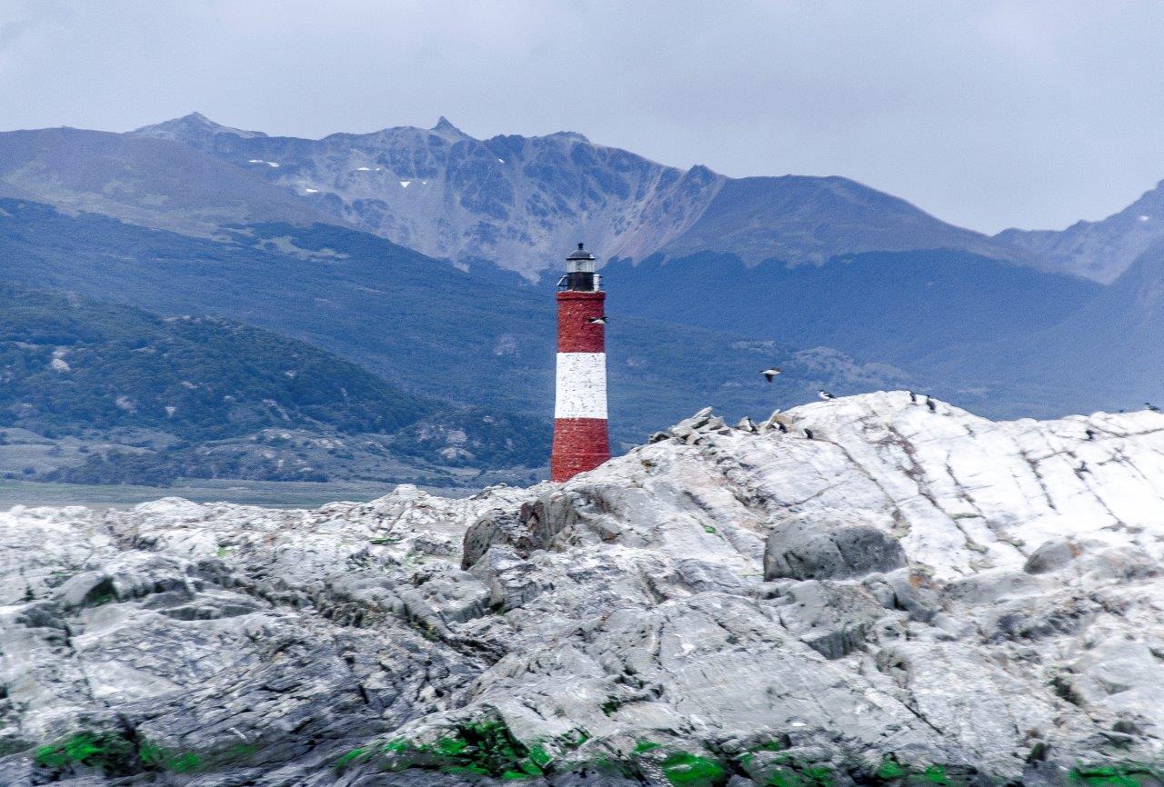 Farol Canal Beagel 2 - Quer Viajar para a Patagônia Argentina? O que visitar em El Calafate e Ushuaia?