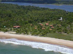 aerea pousada 1 300x225 - Península de Maraú: por que incluir esse destino nas minhas férias?