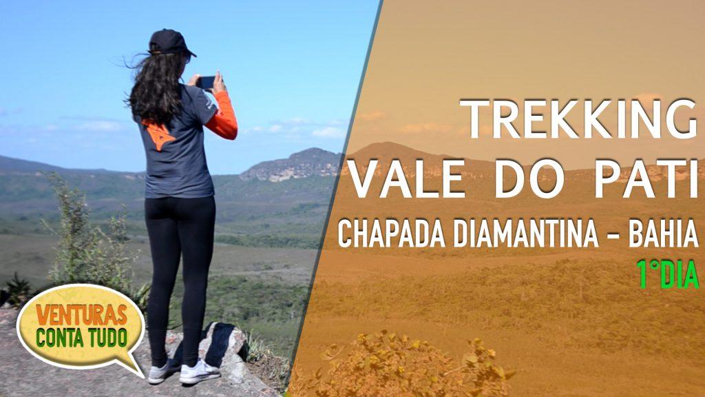 Capa Youtube Venturas Vale do Pati DIA 1.1 1024x576 - Travessia do Vale do Pati na Chapada Diamantina: Primeiro dia