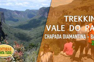 Segundo dia de Trekking no Vale do Pati na Chapada Diamantina