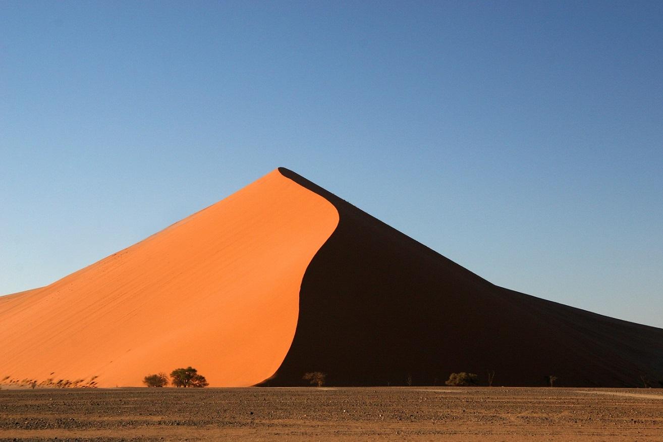 Namibie Dunes 3 - 5 motivos incríveis para viajar para Namíbia