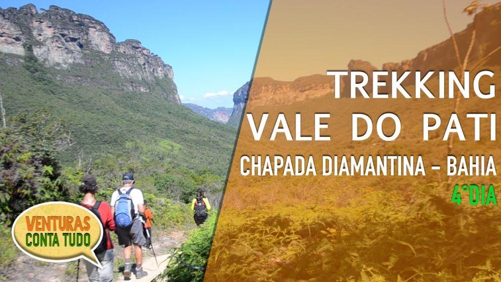 Pacote de Viagens para Chapada Diamantina - Trekking no Vale do Pati - 4° dia - Conta Tudo