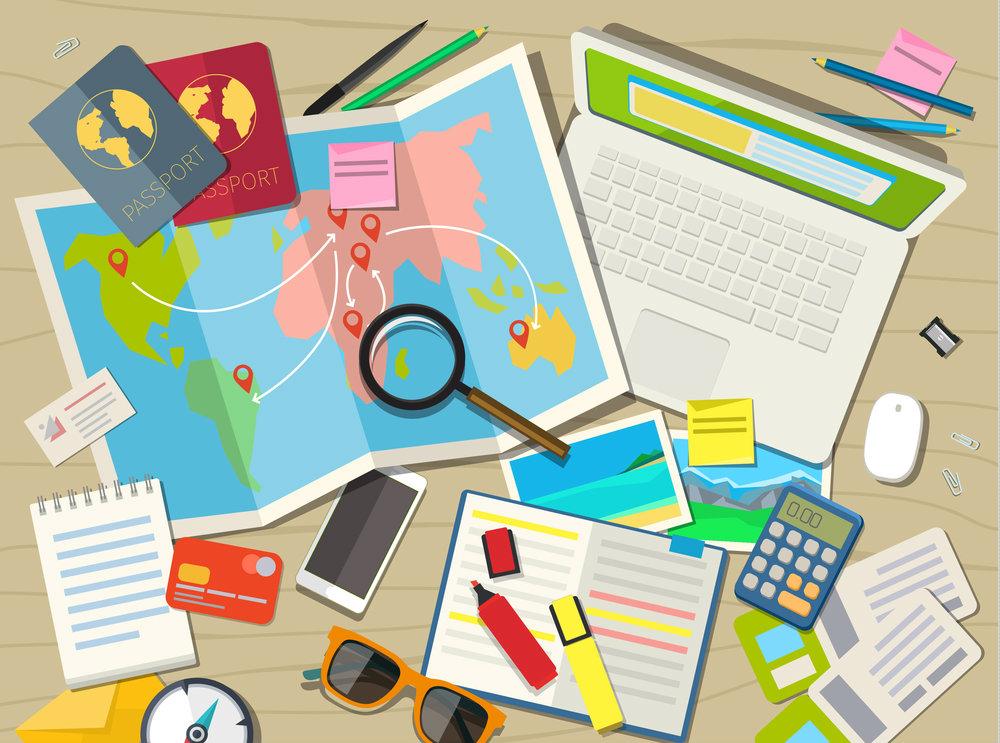 guest post saia da zona de conforto e planeje uma viagem para destinos inusitados - Inovações tecnológicas e o turismo - Quem ganha é o turista