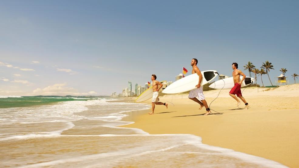 Goald Cost praias da Austrália - Conheça as mais belas praias da Austrália e planeje sua viagem!
