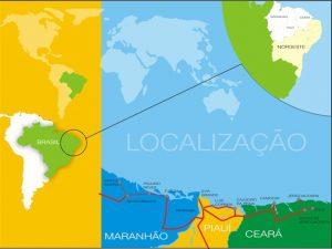 MAPA da ROTA DAS EMOÇÕES 300x225 - Como é a Rota das Emoções: Maranhão, Piauí e Ceará.