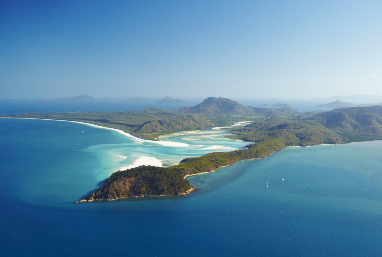 Tourism Australia Whitehaven Beach 01 - Conheça as mais belas praias da Austrália e planeje sua viagem!