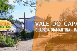 Vale do Capão é opção para conhecer a Chapada Diamantina
