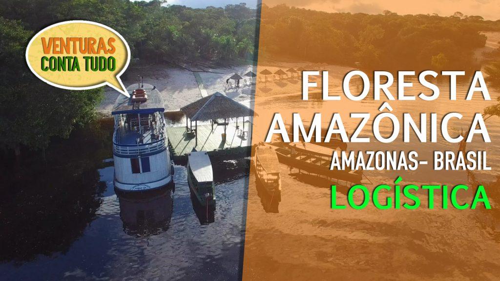 Viagem para a amazônia