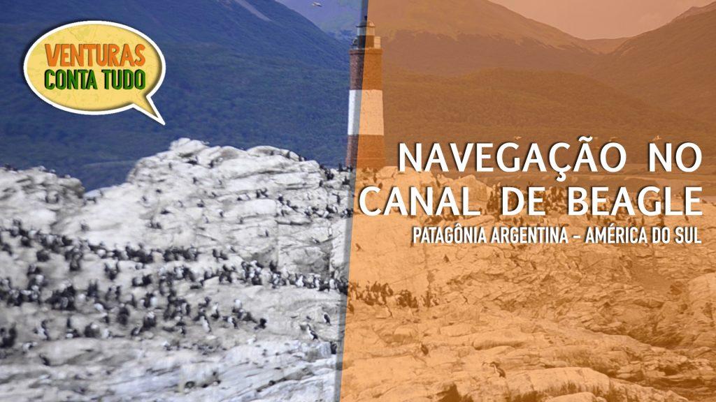 Navegação pelo Canal de Beagle
