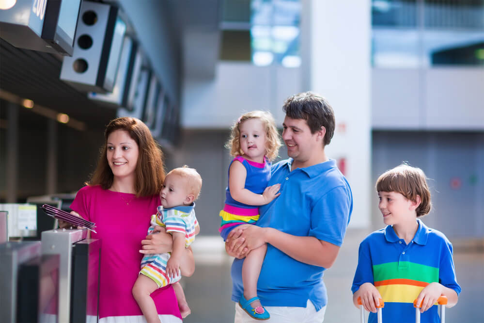Autorização de viagem para menores