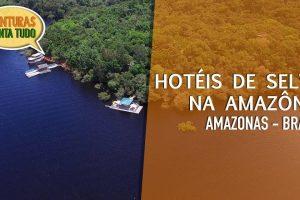 Amazônia e os hotéis de selva: Ecopark