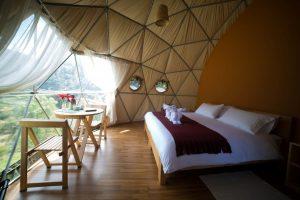 Peru ecocamp: conheça essa opção de hospedagem em Machu Picchu