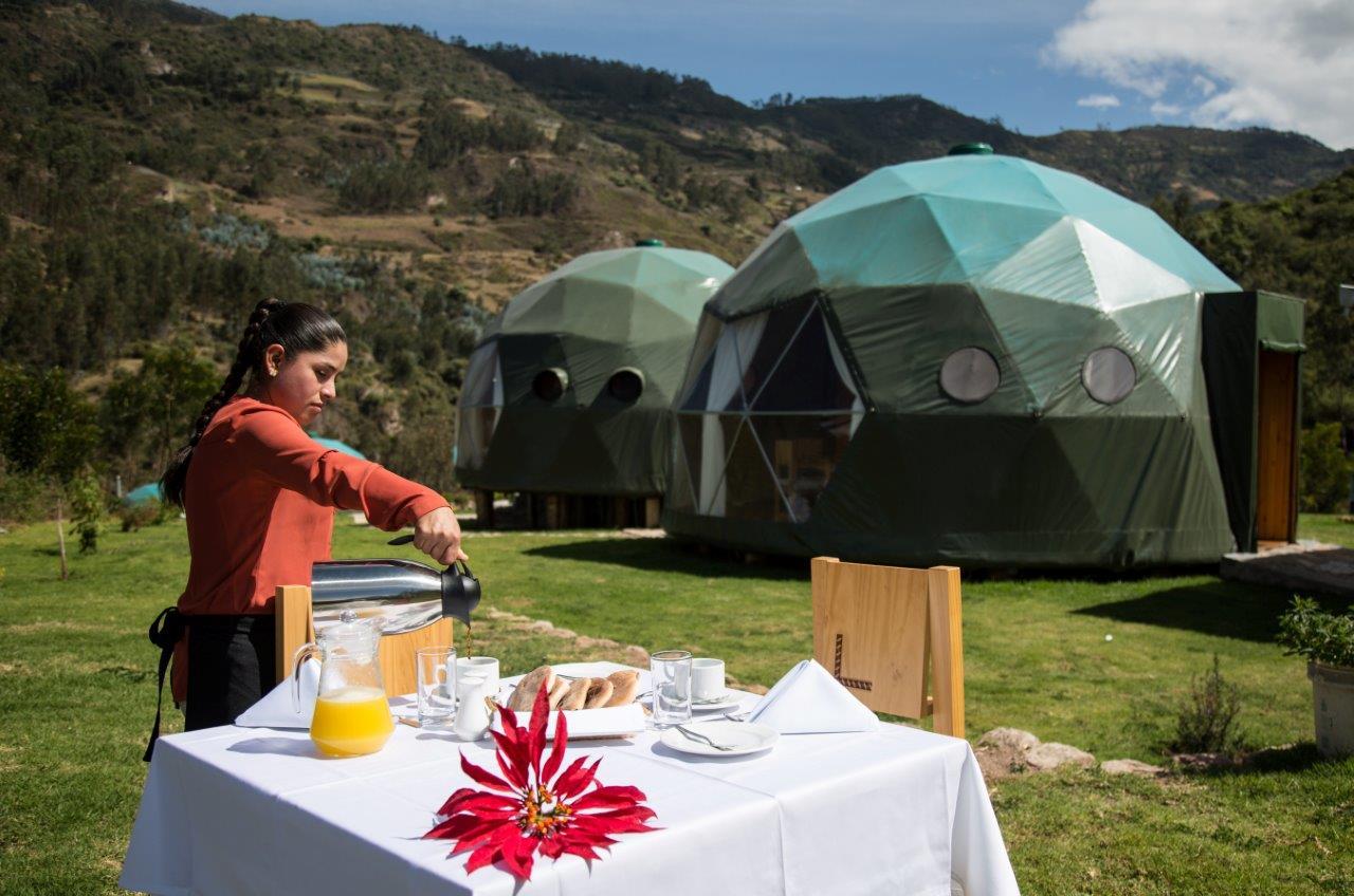 Ecocamp Perú 83 - Glamping: conheça o tipo de hospedagem que une acampamento e luxo