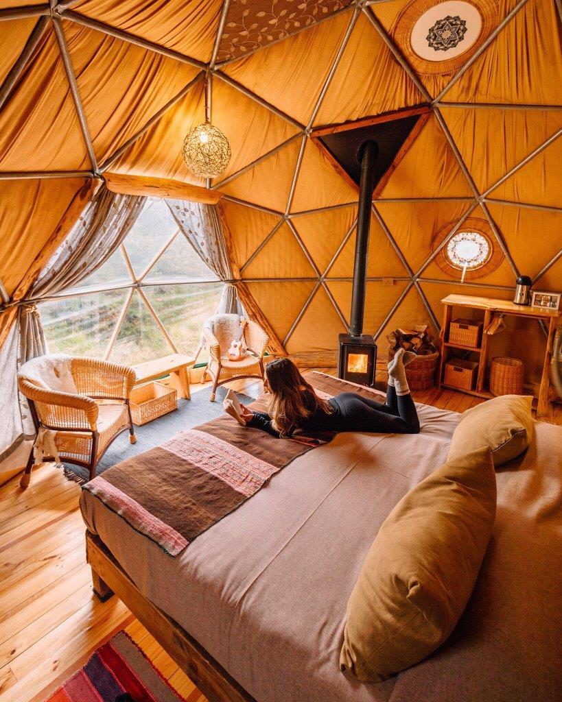 Domo Suite copia - Glamping: conheça o tipo de hospedagem que une acampamento e luxo