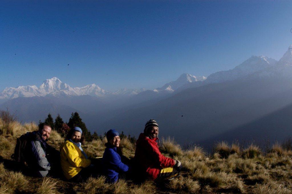 Viagens temáticas - Trekking para iniciantes no Nepal