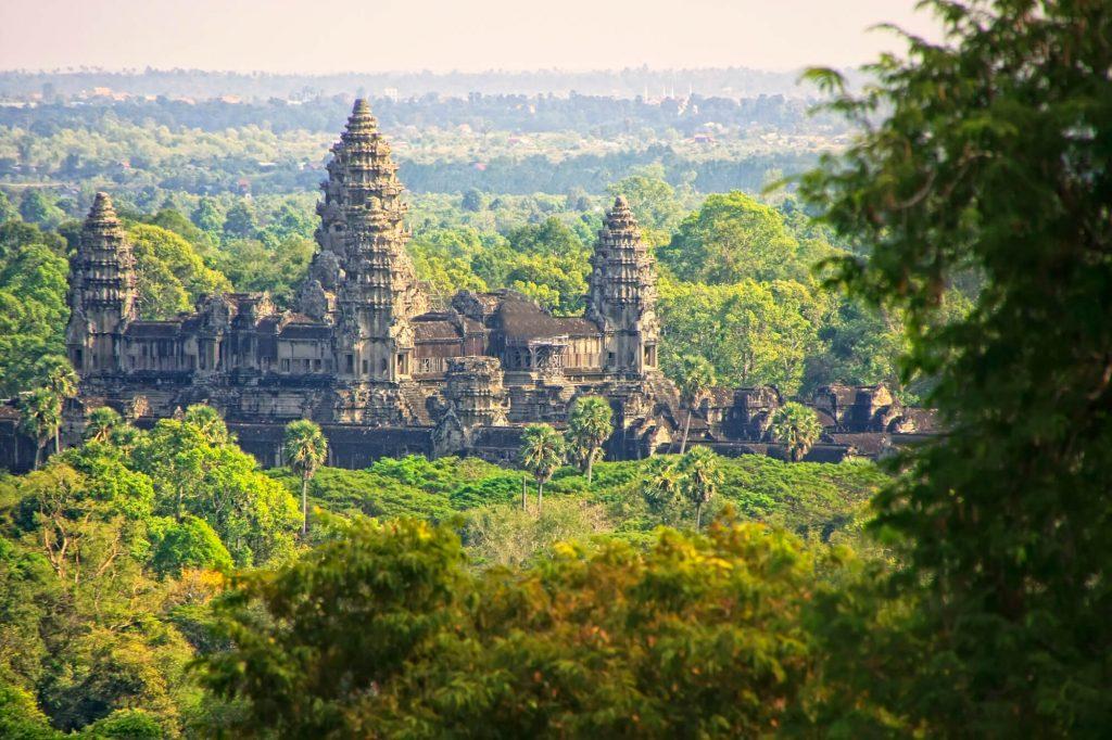 Camboja, encantador