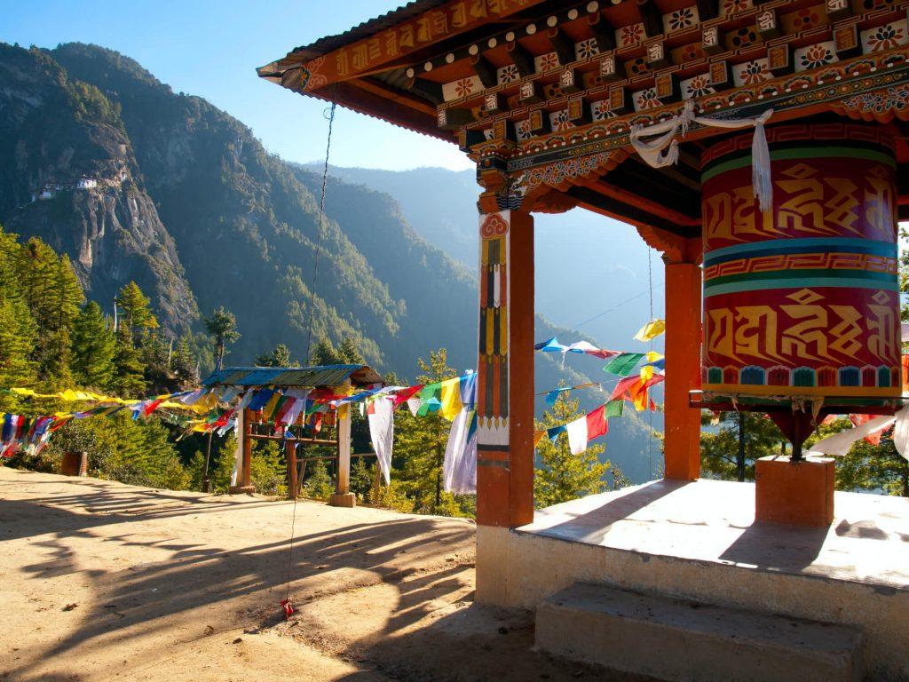 Turismo no Butão