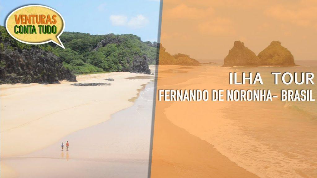 Ilha Tour - Fernando de Noronha - Conta tudo
