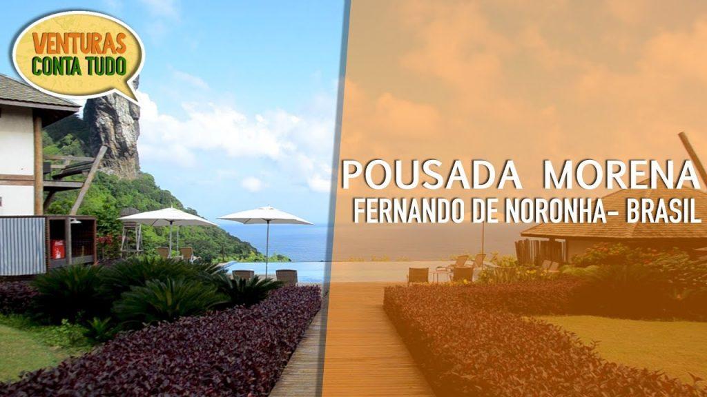 Fernando de Noronha - Pousada Morena - Conta Tudo