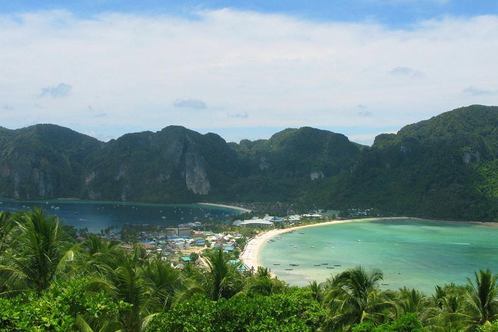 Ko Phi Phi Dom - Praias da Tailândia: conheça os destinos imperdíveis para suas férias!