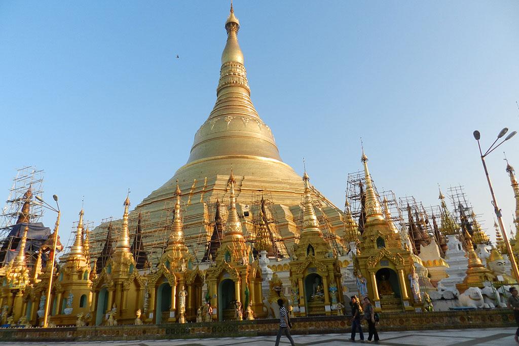 Yagon - Turismo em Myanmar: o que não pode faltar no seu roteiro