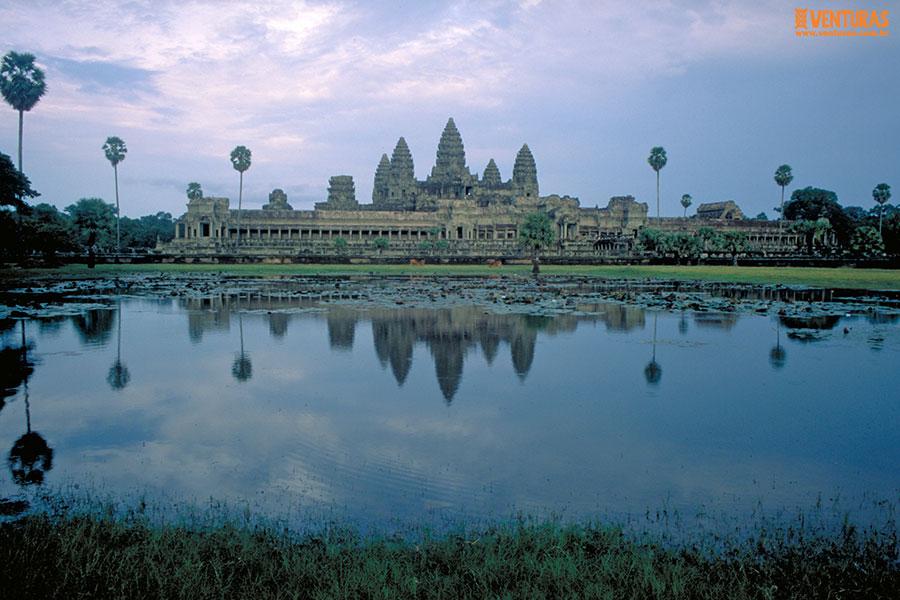Angkor Wat Camboja - Indochina: conheça as principais atrações da região!