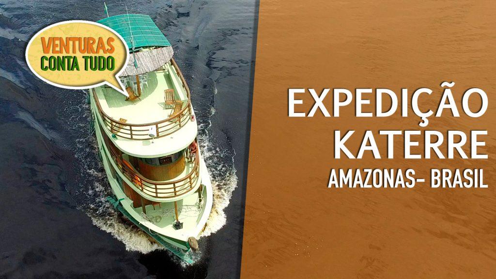 Expedição Fluvial Katerre