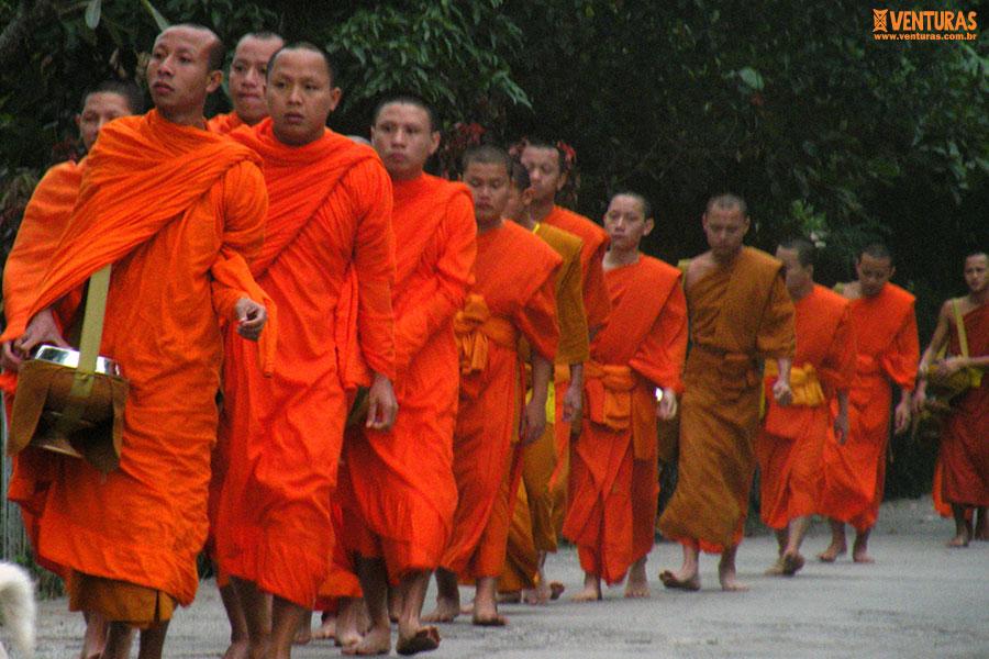 Luang Prabang - Indochina: conheça as principais atrações da região!