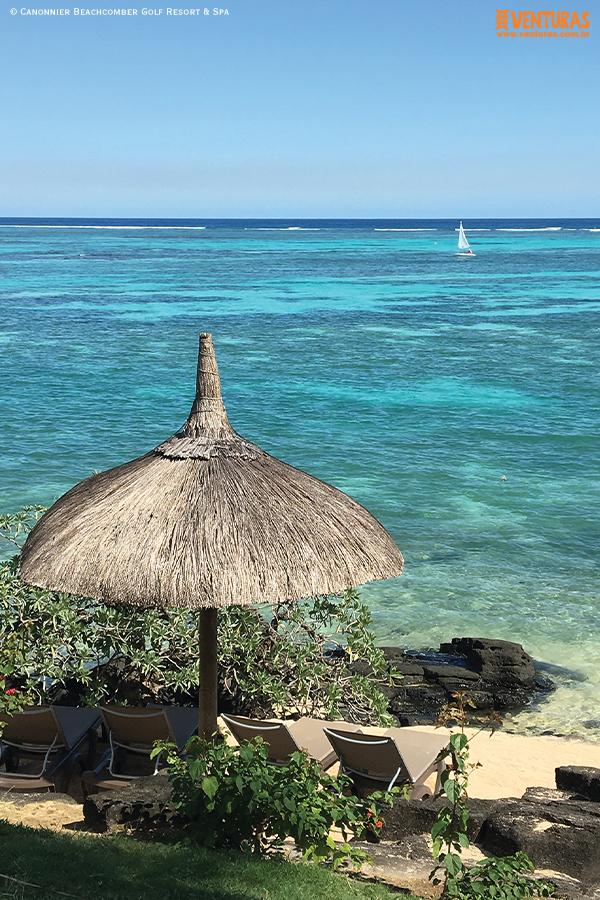 Ilhas Mauritius Canonnier Beachcomber Golf Resort Spa2 - Ilhas Mauritius - O luxo da experiência