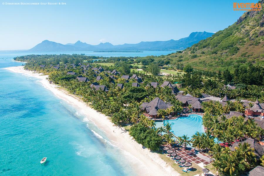 Ilhas Mauritius Dinarobin Beachcomber Golf Resort Spa - Ilhas Mauritius - O luxo da experiência