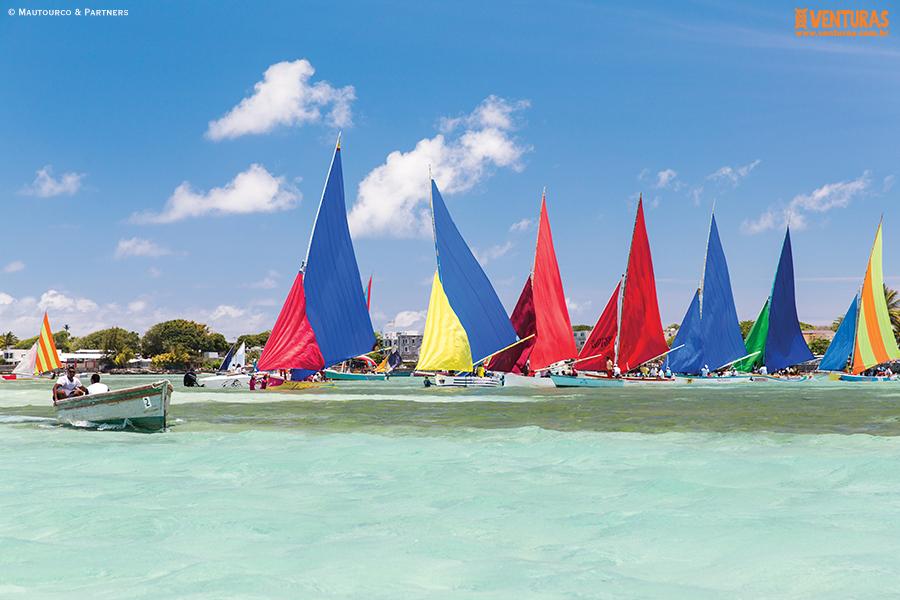 Ilhas Mauritius Mahebourg Regatta - Ilhas Mauritius - O luxo da experiência