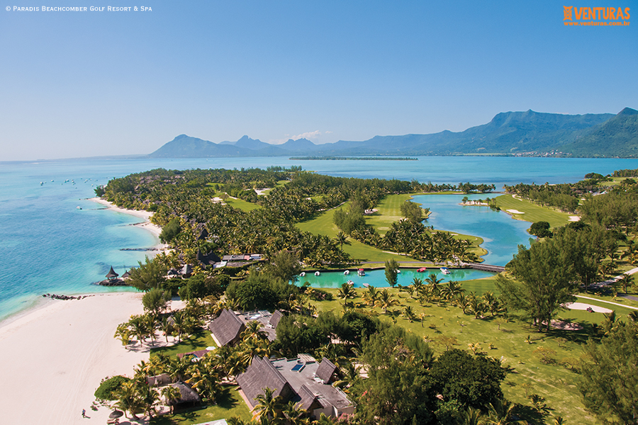 Ilhas Mauritius Paradis Beachcomber Golf Resort Spa - Ilhas Mauritius - O luxo da experiência
