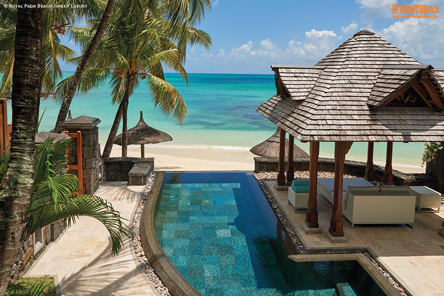 Ilhas Mauritius Royal Palm Beachcomber Luxury - Ilhas Mauritius - O luxo da experiência