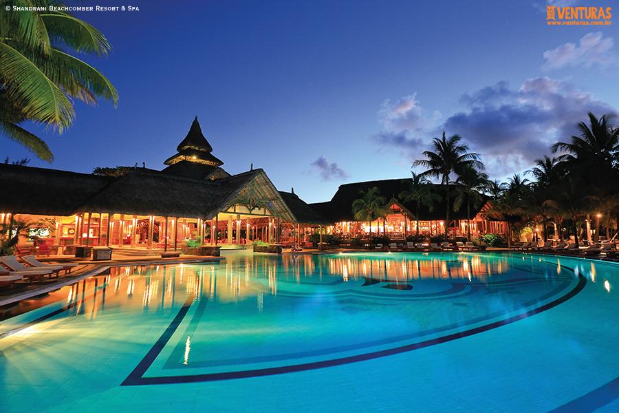 Ilhas Mauritius Shandrani Beachcomber Resort Spa - Ilhas Mauritius - O luxo da experiência