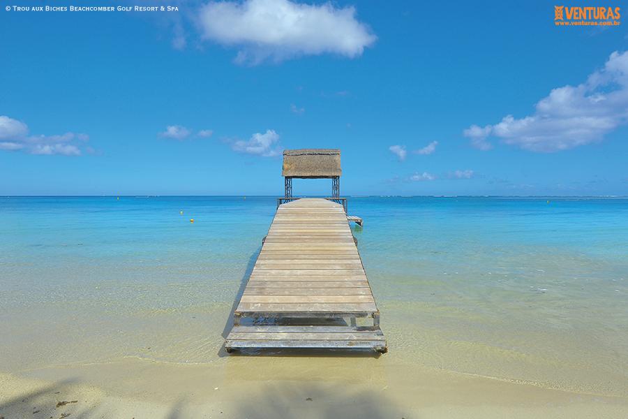 Ilhas Mauritius Trou aux Biches Beachcomber Golf Resort Spa - Ilhas Mauritius - O luxo da experiência